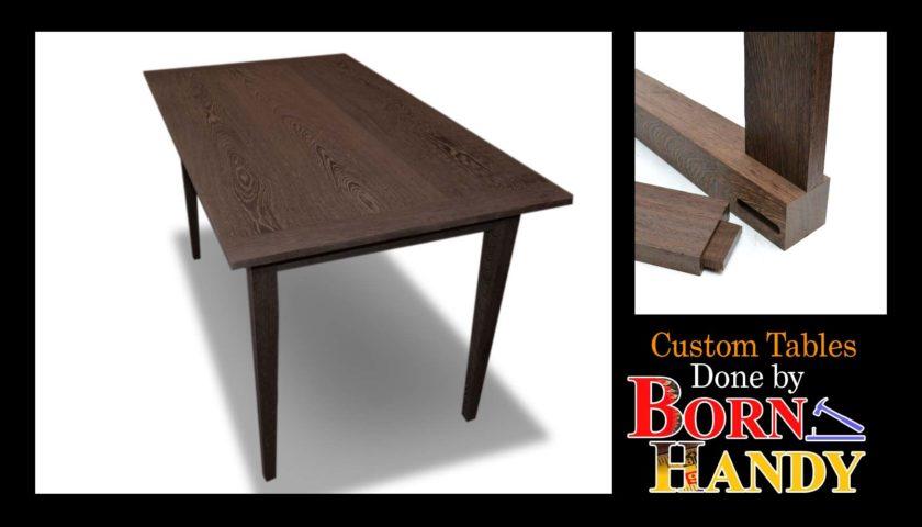 Custom Tables